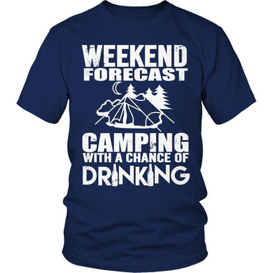 Weekend Forecast Camping - Outdoor King