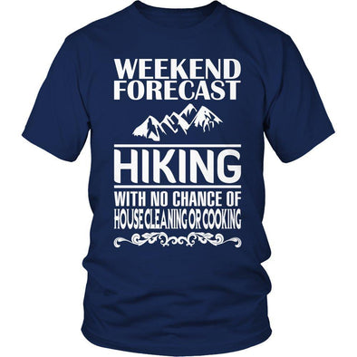 Weekend Forecast Hiking - Outdoor King