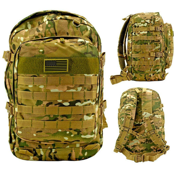 Military Molle Pack - Outdoor King