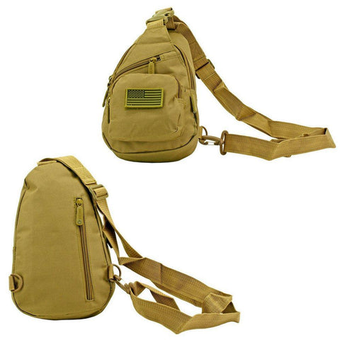 Military Side Sling Bag - Outdoor King