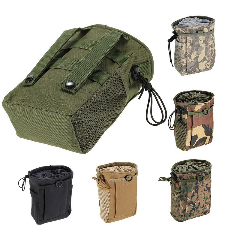 MOLLE Ammo Dump Pouch-Outdoor King