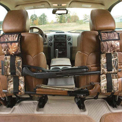 Dual Rifle Vehicle Organizer - Outdoor King