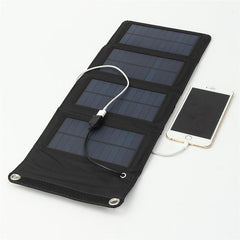 Folding Solar Panel Charger
