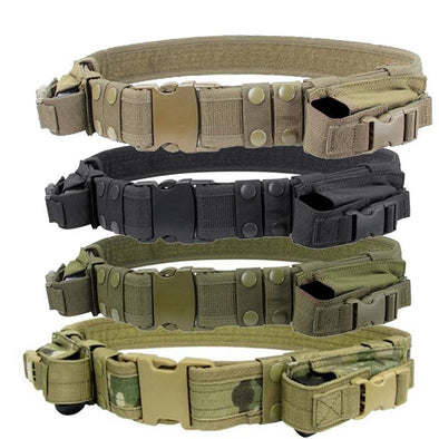 Heavy Duty Utility Pistol Belt - Outdoor King