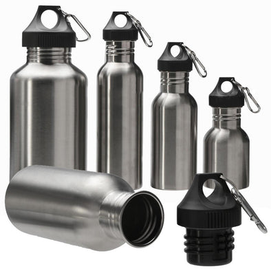 Stainless Steel Water Bottle - Outdoor King