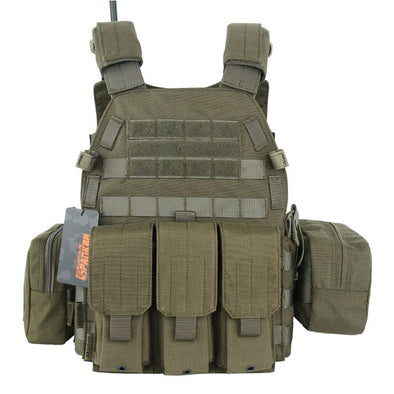 Storm Plate Carrier - Outdoor King