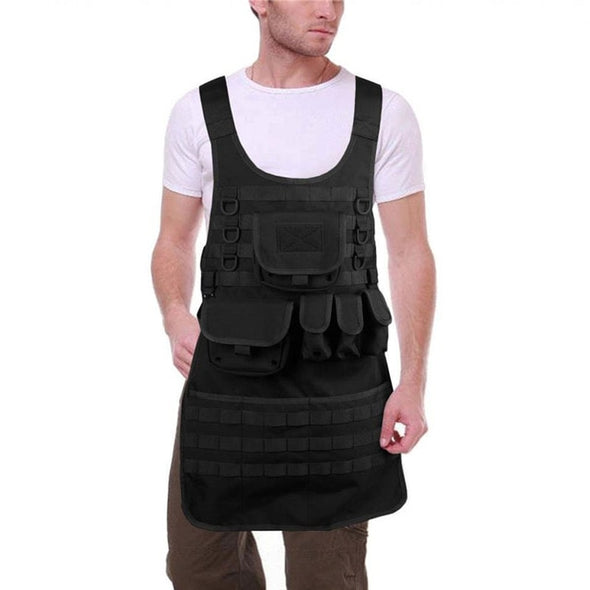 Tactical Chef/Tools Apron - Outdoor King