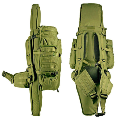 Combo Rifle Case Backpack - Outdoor King