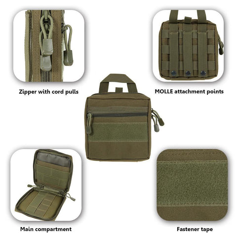 Support Pouch-Outdoor King