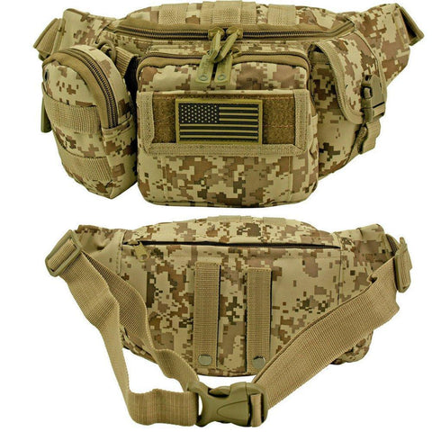 Tactical Fanny Pack-Outdoor King