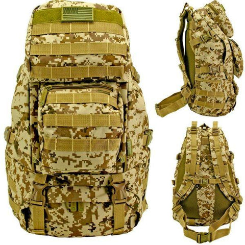 Tactical Readiness Pack-Outdoor King