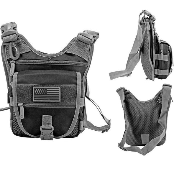 Tactical Sling Range Bag - Outdoor King