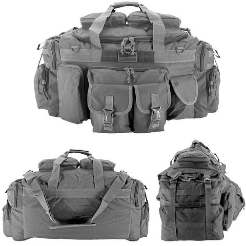The Tank Duffel Bag-Outdoor King