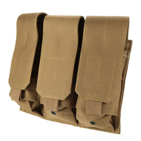 Triple AR Magazine MOLLE Pouch - Outdoor King