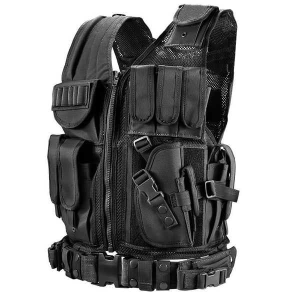 Versatile Tactical Vest - Outdoor King