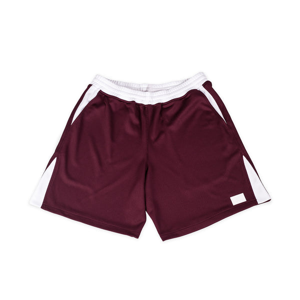 Maroon Resort and Sport Shorts