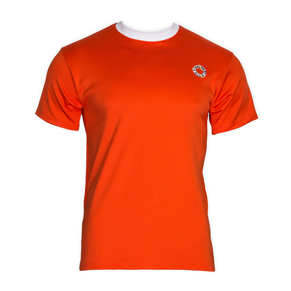 Orange Resort and Sport Shirt
