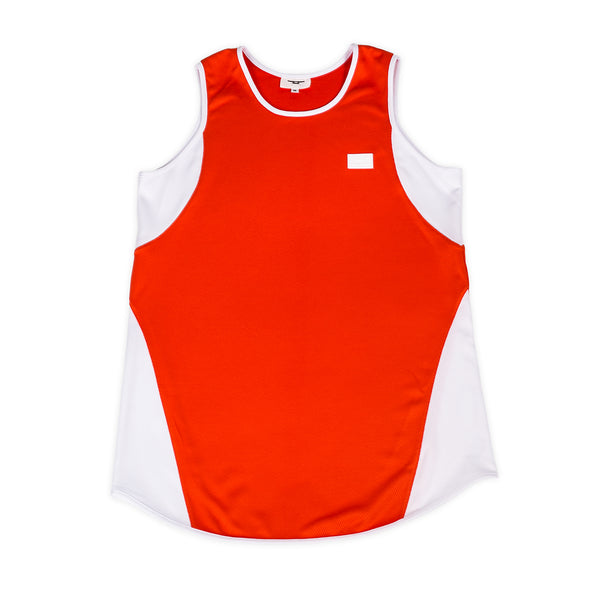 Orange Resort and Sport Tank