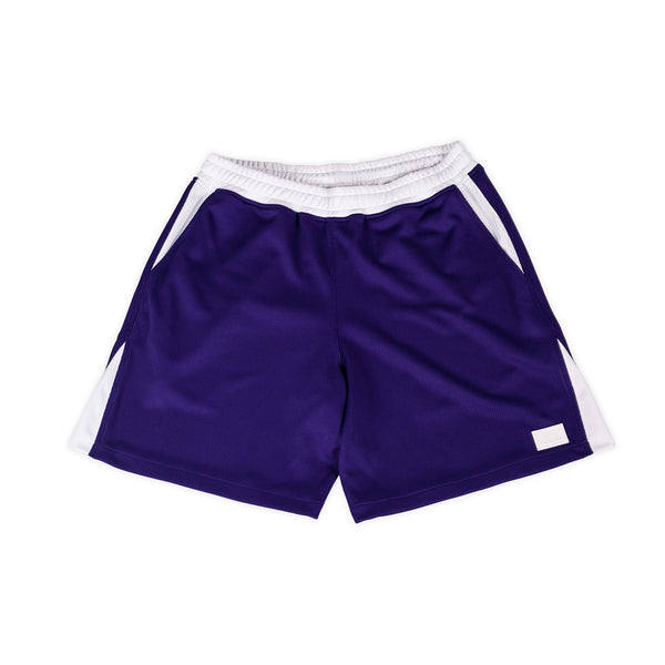 Purple Resort and Sport Shorts