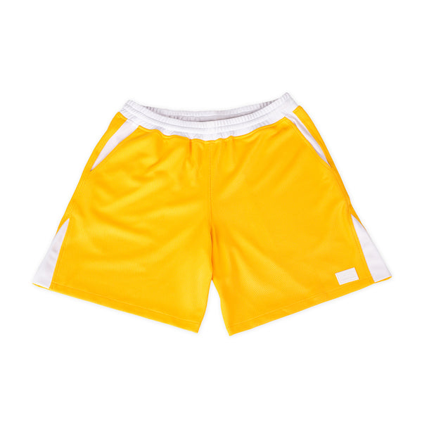 Yellow Resort and Sport Shorts
