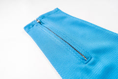 Baby Blue Mesh Travel Pants