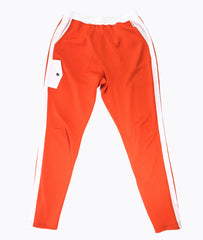 Orange Mesh Travel Pants
