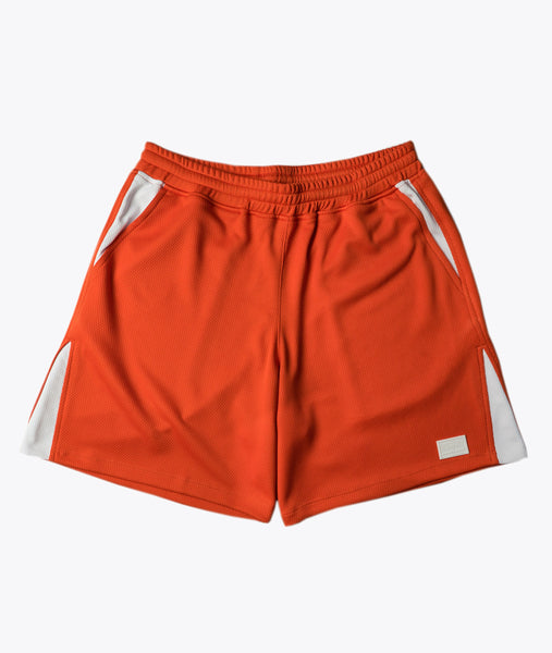 Orange Resort and Sport Shorts