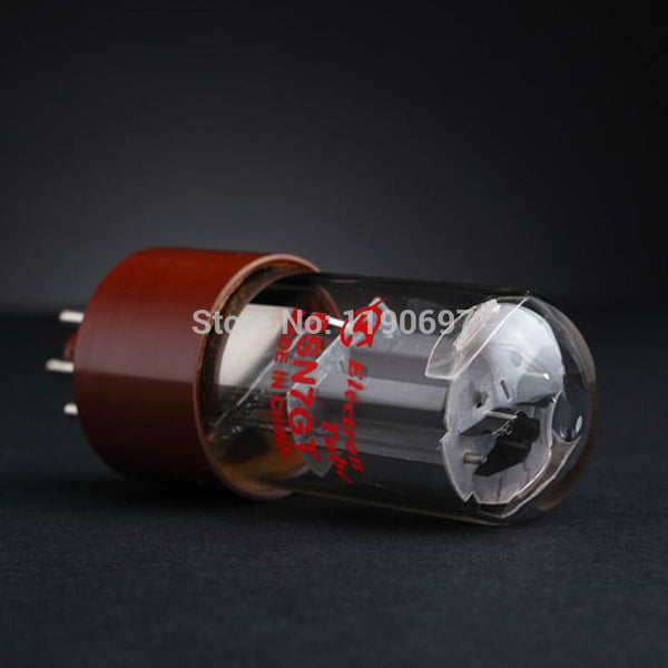 1PC NEW ShuGuang 6SN7 Substitution 6H8C Tube 8PINS Electron Tube Free  Shipping