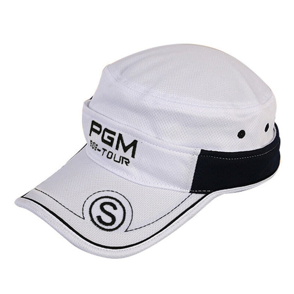 1a3605fc3bc ... 2016new Golf Hat Sunscreen Golf Cap with Removable Outdoor Zipper Men s  Caps for Sports Summer Hats ...