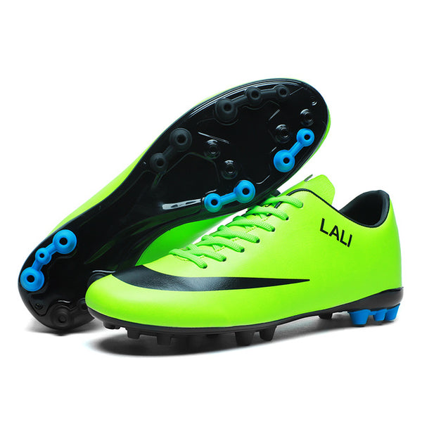 14a4f922d3e8 2017 New Indoor Futsal Soccer Boots Sneakers Men Cheap Soccer Cleats  Superfly Original Sock Football Shoes with Ankle Boots Blue