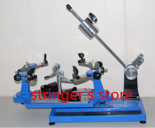 Tennis Stringing Machine >> Aef Badminton And Tennis Racket Stringer Drop Weight Stringing Machine Part Flyer Ii Flyer V Head