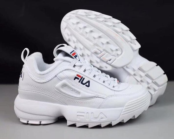 FILA Disruptor II 2 new Women Running Shoes Female Sports Shoes Non Slip  Damping summer Outdoor size36-41