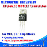 Free shipping RF power MOSFET Transistor RD15HVF1V IC