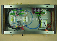 JBH 6j4 ( EF94 ) 6p6p ( 6v6 ) Tube Pre-amplifier HIFI EXQUIS best sound  high density bass preamp finished product