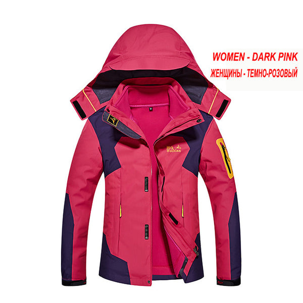 Heated Hunting Clothes >> Men Jacket Hiking Clothing Heated Sport Hunting Clothes Winter Fleece Trekking Mammoth Outdoor Waterproof Fishing Coat Softshell