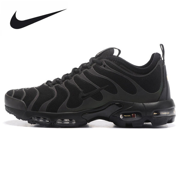 Plus Tn 898015 Resistant Running Wear Shock Men's ShoesBlackBreathable Air Slip Absorbing 002 Ultra Non Nike Max eEHIYW2bD9