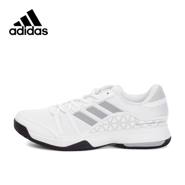 New Arrival 2017 Original Adidas barricade court Men's Tennis Shoes Sneakers