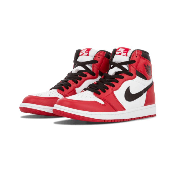separation shoes f035f dfe76 ... Nike Air Jordan 1 Retro High OG Chicago Breathable Men s Basketball  Shoes Sports Sneakers Trainers 575441 ...