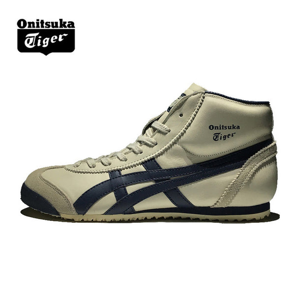 cheap for discount 891c3 e6742 ONITSUKA TIGER MEXICO 66 Classics Outdoor Shoes Men Sneakers Yellow Sports  Shoes Black