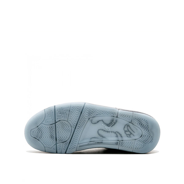 uk availability 632c6 92184 ... Original New Arrival Official Nike KAWS x Air Jordan 4 Cool Grey  Breathable Men s Basketball Shoes ...