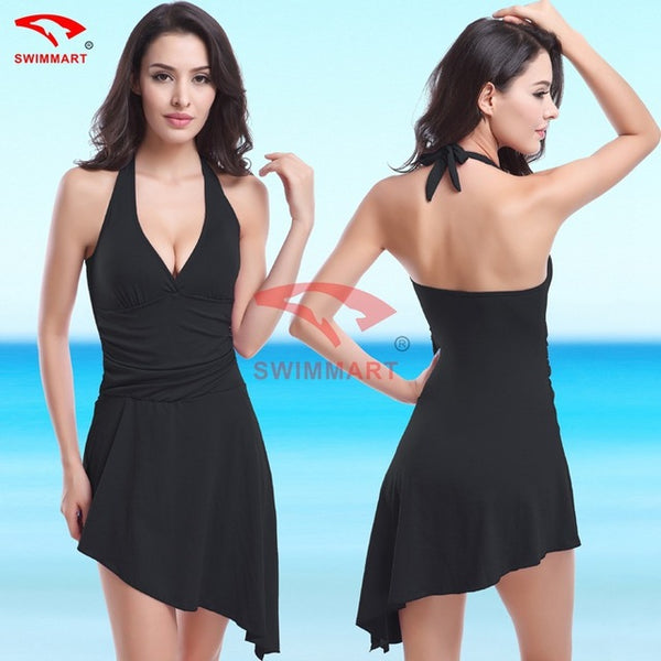 Swimmart Beach Skirt One Piece Swimsuit New Sexy Swimwear Europe Us