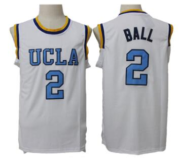 best loved 8288d b96c0 Uncle GG Lonzo Ball UCLA Jersey University College Bruins Cheap Throwback  Basketball Jerseys For Men Stitched Wholesale