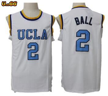 best loved 5b973 f0615 Uncle GG Lonzo Ball UCLA Jersey University College Bruins Cheap Throwback  Basketball Jerseys For Men Stitched Wholesale