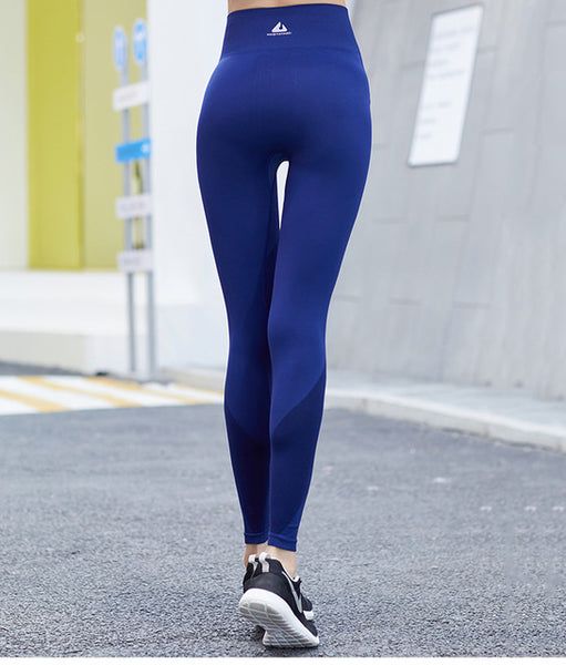 1094177f7b ... Winter sport leggings women slim yoga pants workout compression running  tights high waist fitness leggings yoga ...