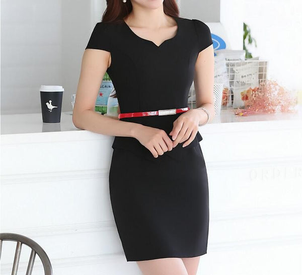 Office Uniform Designs Women Dress Suit Womens Business Suits Formal