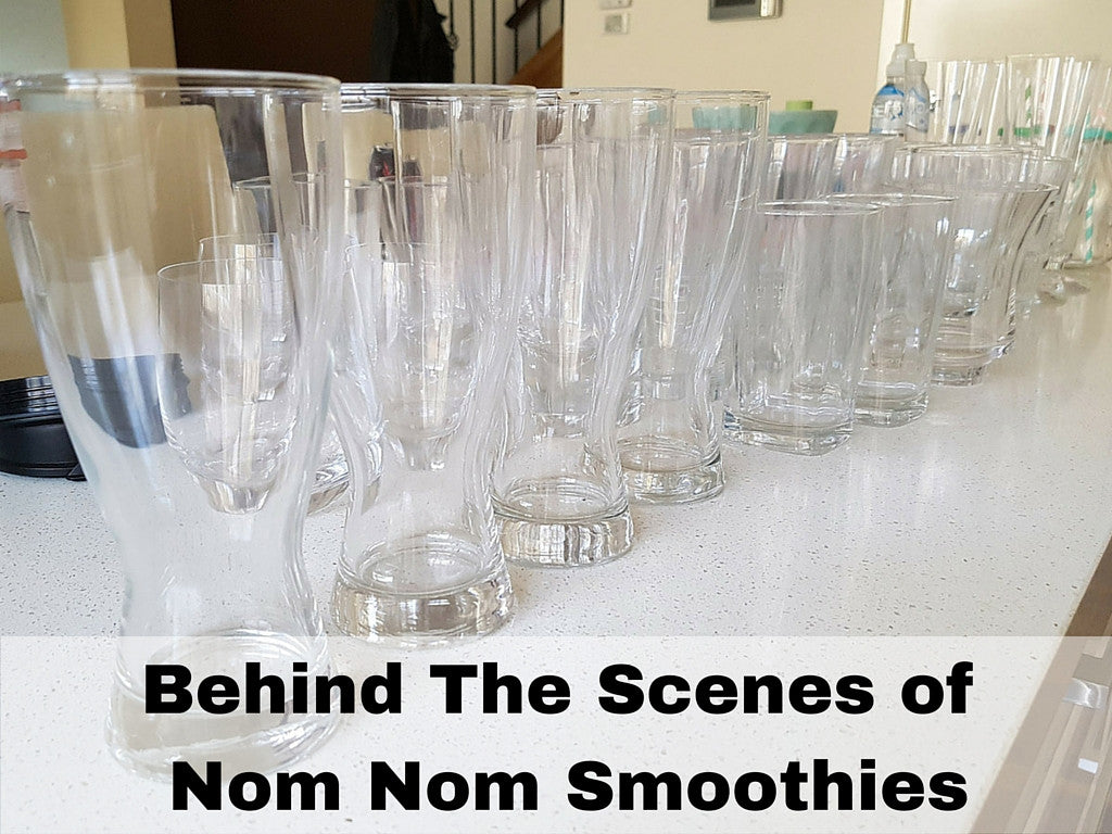 Behind the Scenes of Nom Nom Smoothies