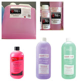 NON~ACETONE ~ REMOVERS, SANITISERS & QUICK DRY Collection