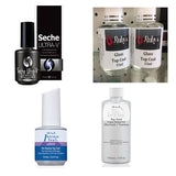 TOP COATS ~ NAIL COATS, HEALTH, CUTICLE OILS, CREAMS & SPA Collection