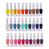 PEN & BRUSH ~ 2 IN 1 BOTTLE ~ NAIL ART Collection