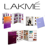 COLOUR CHARTS ~ COLLAGE / GLOSS/ K. BLONDE TONERS ~ LAKME Collection